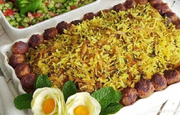 غذای شیرازی ها