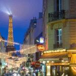 قدم زدنی عاشقانه در زیباترین خیابان های پاریس زیبا