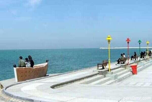 گشت و گذار در زیباترین ساحل جنوب ایران