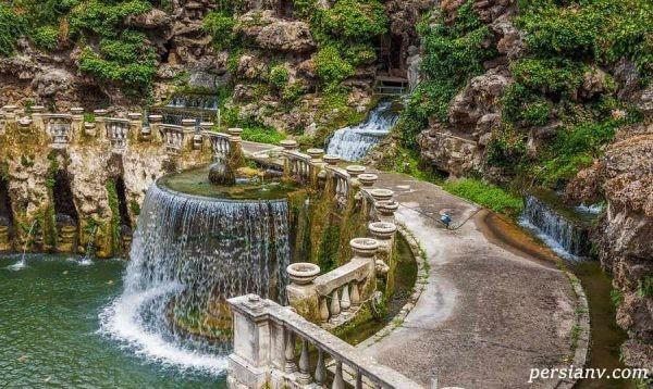 باغ فواره های ایتالیا