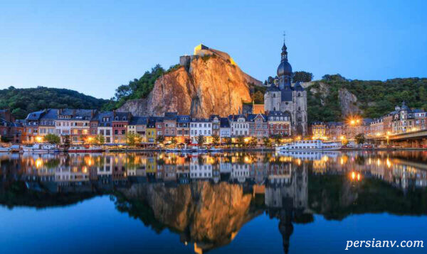 شهر های تاریخی بلژیک
