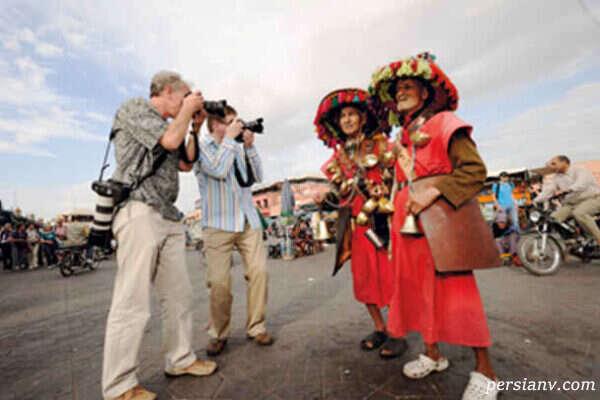 عکاسی حرفه ایی در سفر