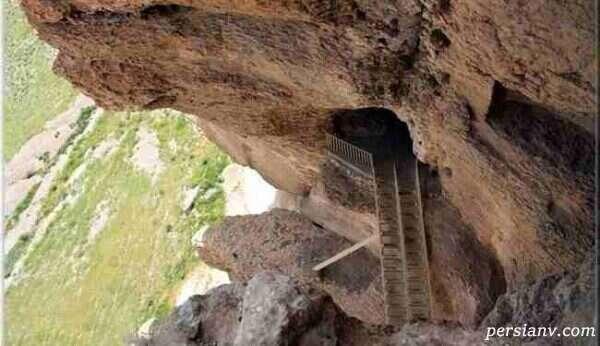 غار کرفتو سقز