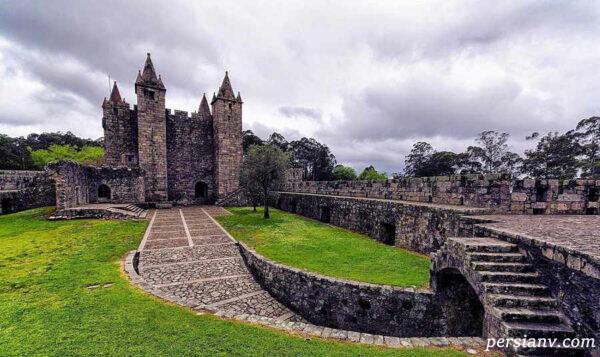 قلعه های پرتغالی ها
