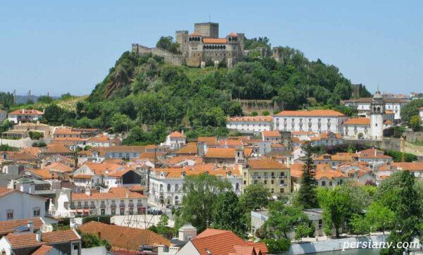 قلعه Leiria