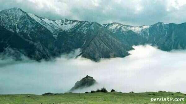 قلعه کنگلو ,شاهکار دوران ساسانی