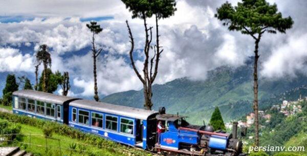 مسیرهای رویایی با قطار