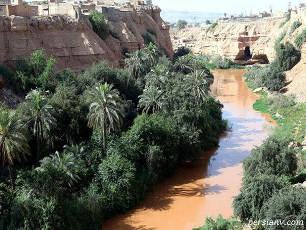 باغ های خوزستان
