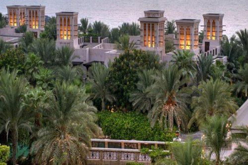 بهترین هتل های لوکس دبی