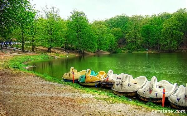 جاذبه های گردشگری مازندران