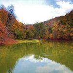 دریاچه چورت که زیبایی هایش شما را سحر میکند