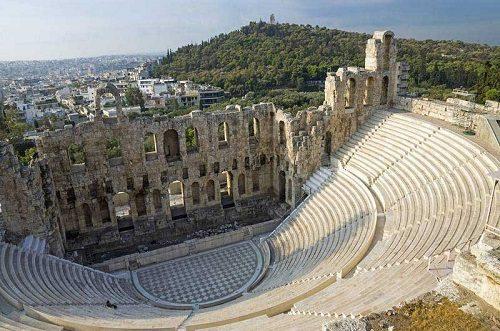راهنمای سفر به یونان کشور محبوب برای سفر های تابستانی+تصاویر