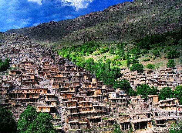 روستای زیبای شیلاندر, سفر به محلی ناب و بکر برای تفریحات تابستانی +تصاویر