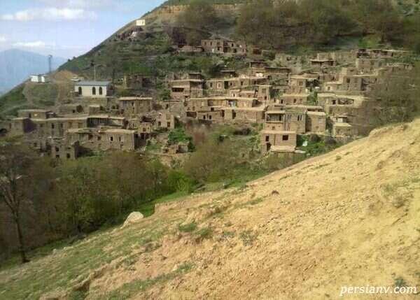 روستای کرینگان تبریز