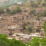 گردش در روستای کندوله