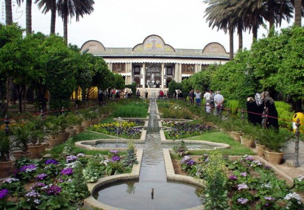 زیباترین باغ های شیراز