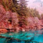 زیباترین و شگفت انگیزترین دریاچه های جهان +تصاویر