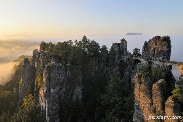 زیباترین مکان های سوئیس