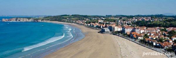 سواحل زیبا و دیدنی فرانسه