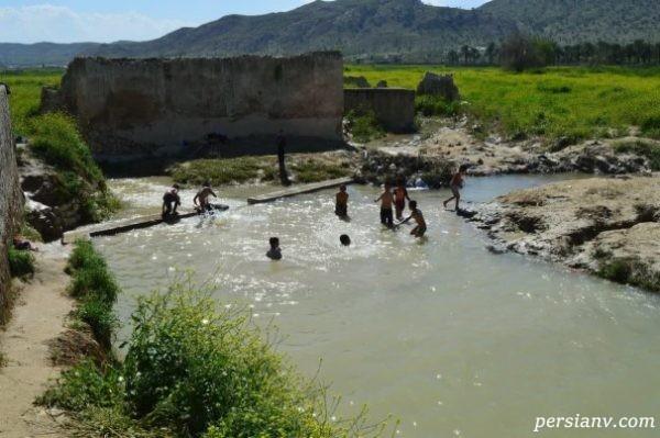 روستای چشمه چنار