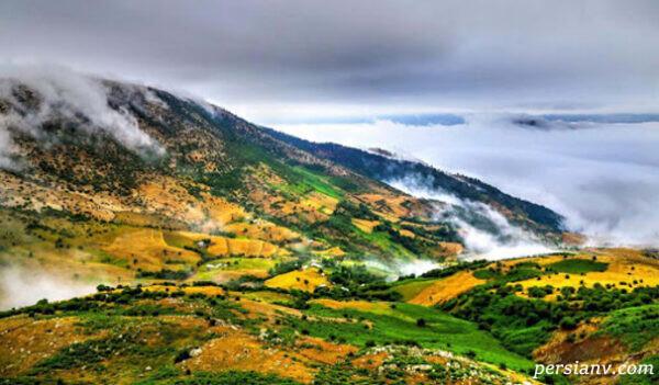 یکی از زیباترین طبیعت ییلاقی را در سوباتان خواهید دید