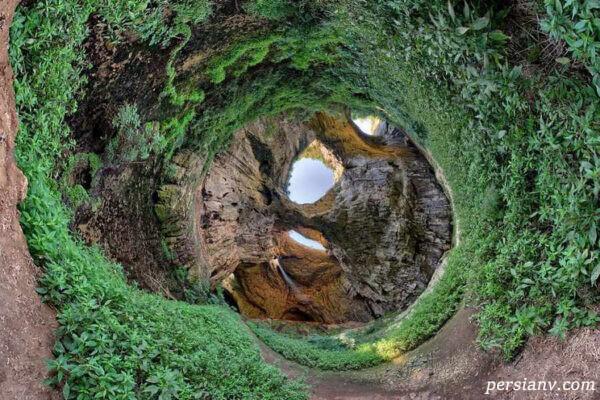 غار شگفت انگیز و بسیار با شکوه دوتاشکا