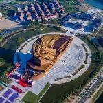 مجسمه عظیم یک جنگجوی باستانی در چین+تصاویر