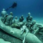 اولین موزه زیر آب در اروپا
