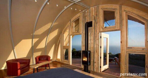 چادر مسافرتی هتل 5 ستاره