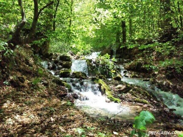 آبشار مازندران
