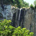 آبشار لاتون با زیباترین جنگلهای متراکم بکر و دست نخورده