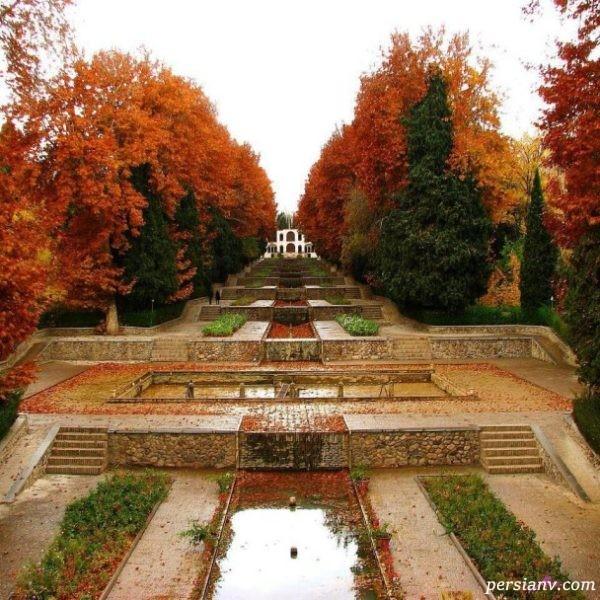 قدم زدن در مشهورترین و زیباترین باغ های ایران