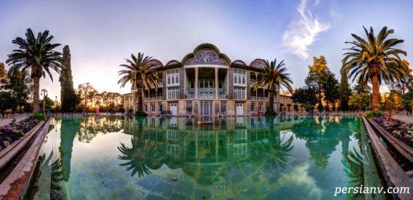 باغ های زیبای ایران