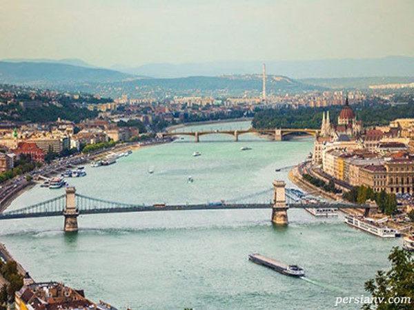 بهترین شهر های اروپا برای سفر