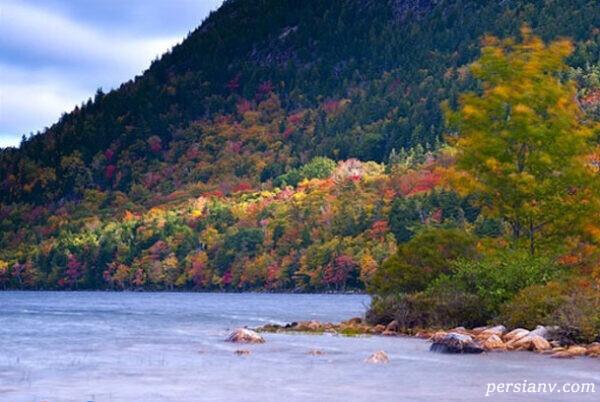 زیباترین و منحصر به فرد ترین جاذبه های طبیعی آمریکا