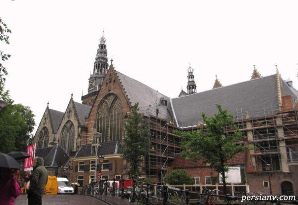 جاذبه های آمستردام