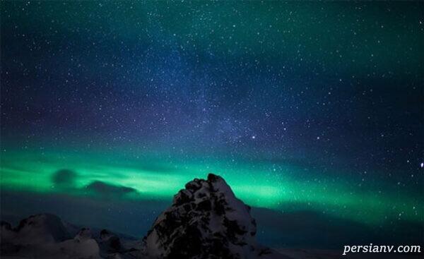 جالب ترین و عجیب ترین جاذبه های طبیعی دنیا +تصاویر