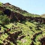 سفر به طبیعت ناشناخته و بکر روستای زید