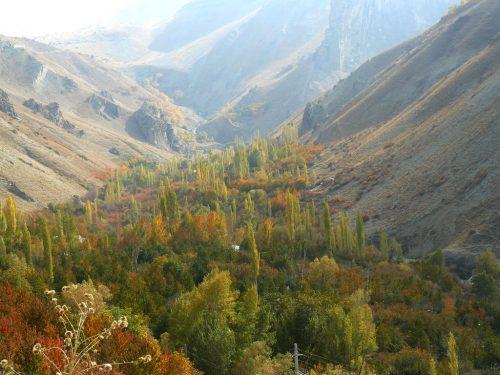 روستای شهرستانک