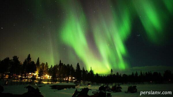 زیباترین و بهترین مکان های دیدنی سوئد