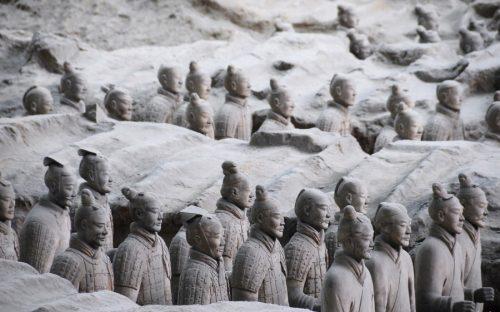 جاذبه های گردشگری در چین