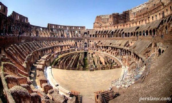 کولوسئوم در رم