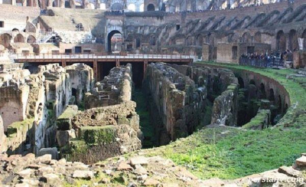 کولوسئوم , بنای تاریخی که شاهد فجیعترین جنایات در ایتالیا بوده است+تصاویر