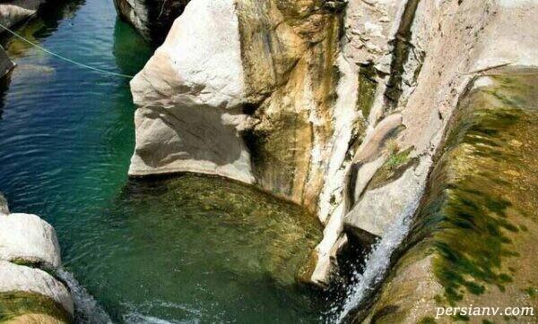 آبشار های چهارده