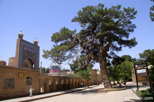 آرامگاه شیخ احمد جامی