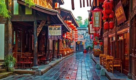 جاذبه های جذاب در چین