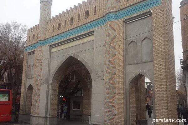دروازهای تاریخ شهر تبریز