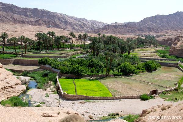 روستای ازمیغان زیباترین مناطق گردشگری طبس