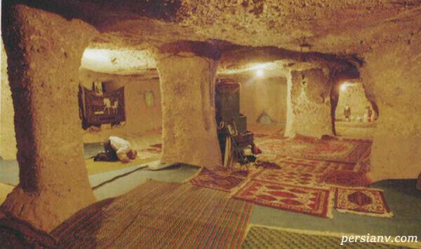 روستای باستانی میمند