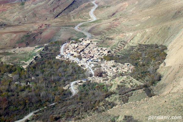 روستای زرده
